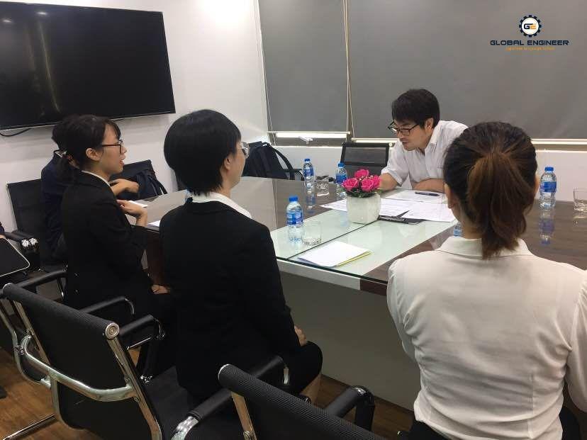 Ngày hội phỏng vấn trực tiếp với Nhà hàng Khách sạn Nhật Bản – KV Miền Bắc - ảnh 2
