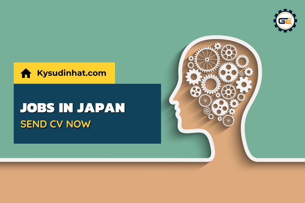 Job in Japan - 2