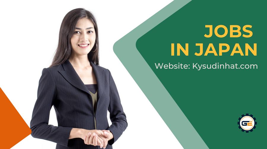Jobs in Japan - 1